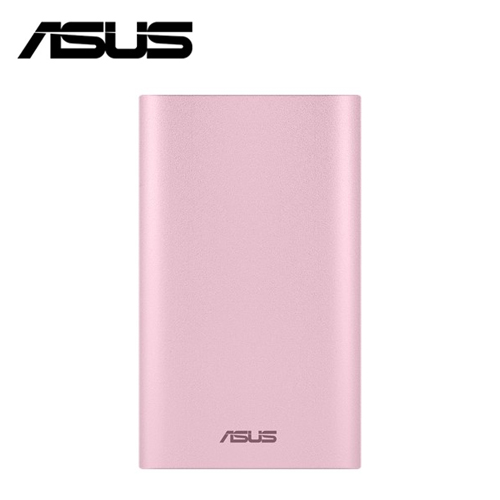【ASUS 華碩】ZenPower Duo 10050mAh 行動電源(粉)