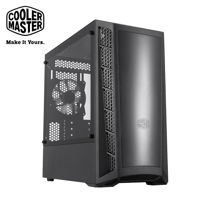 【CoolerMaster 酷碼】MasterBox MB320L 玻璃透側機殼