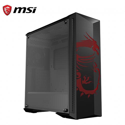 【MSI 微星】MPG GUNGNIR 100D 電腦機殼