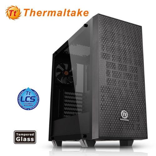Thermaltake 曜越 Core G21 TG 強化玻璃中直立式機殼