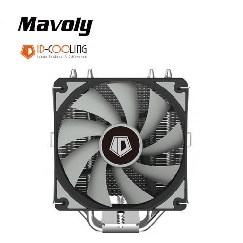 【Mavoly 松聖】ID-COOLING 塔型散熱器(SE-224-XT BASIC)