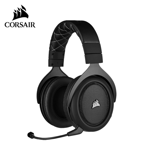 【CORSAIR 海盜船】HS70 Pro 無線電競耳機(黑 )