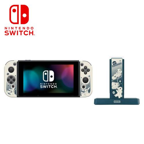 【NS 周邊】HORI 寶可夢 Switch Joy-Con 控制器充電座+保護殼