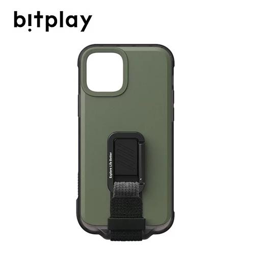 【bitplay】iPhone12/12 Pro (6.1吋) WanderCase 立扣殼(綠)
