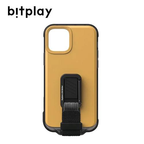 【bitplay】iPhone 12 Pro Max (6.7吋) WanderCase 立扣殼(黃)