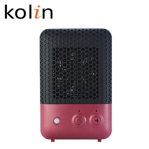 【Kolin 歌林】人體感知陶瓷電暖器(KFH-LN601P)