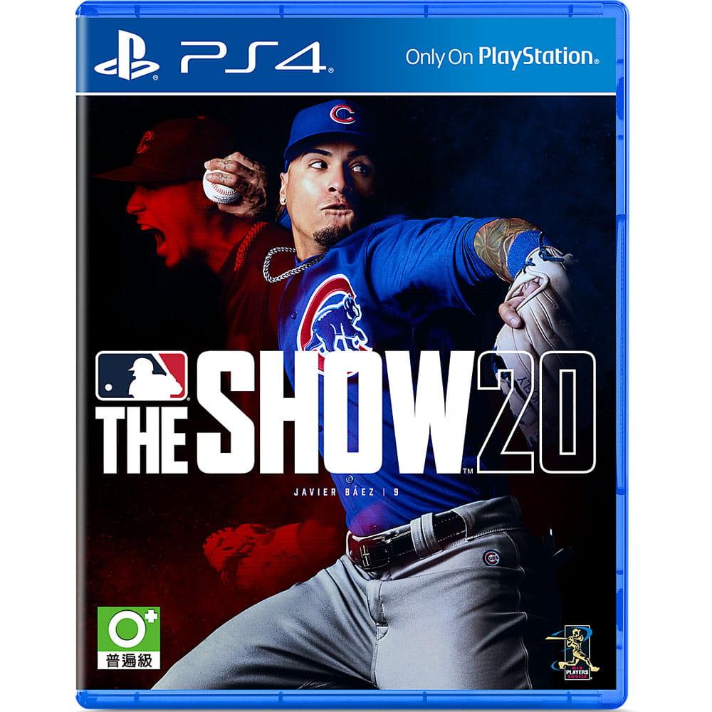 【PS4 遊戲】MLB美國職棒大聯盟20《英文版》