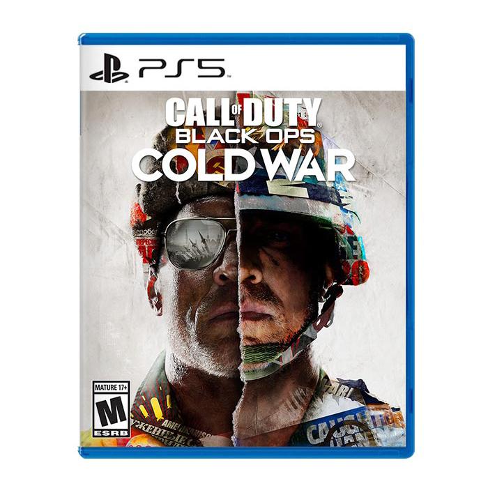 【PS5 遊戲】決勝時刻 黑色行動:冷戰《中文版》