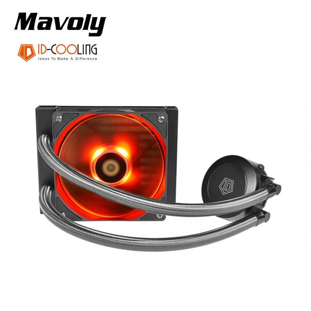 【Mavoly 松聖】ID-COOLING FROSTFLOW 120-R CPU水冷散熱器