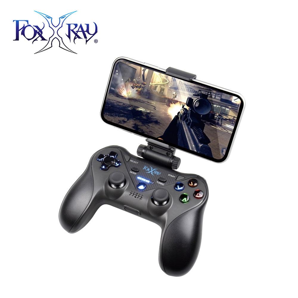 【FOXXRAY 狐鐳】FXR-HGP-10 七實鬥狐藍牙遊戲控制器