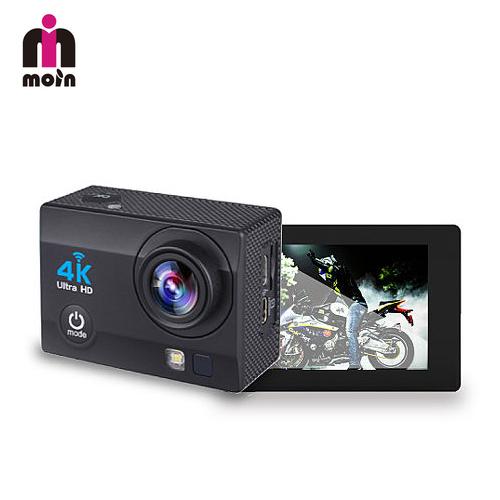【MOIN】SJ9000+ 4K 超高畫質汽機車行車紀錄器【福利良品】