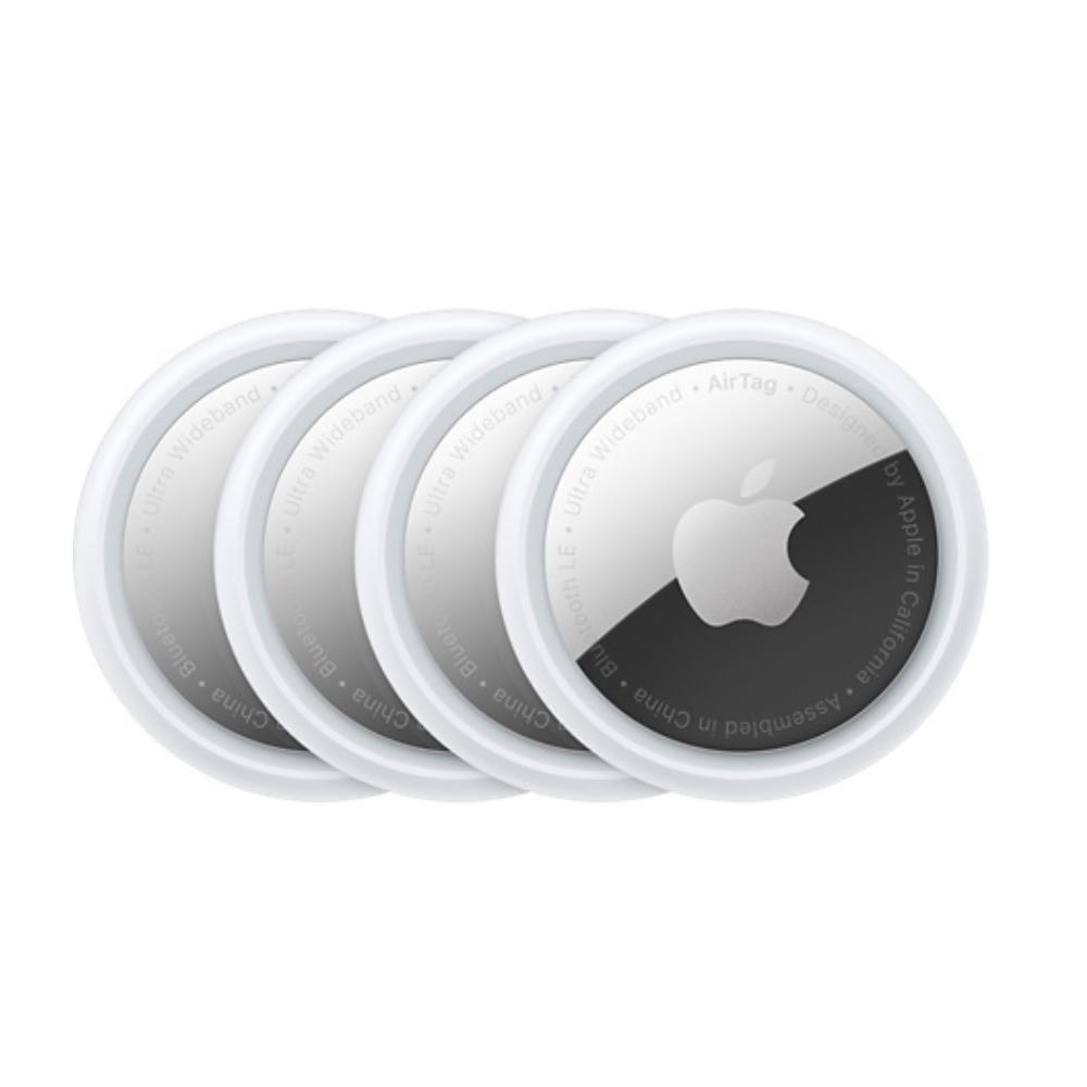 【Apple 蘋果】AirTag MX542FE/A [四入組]