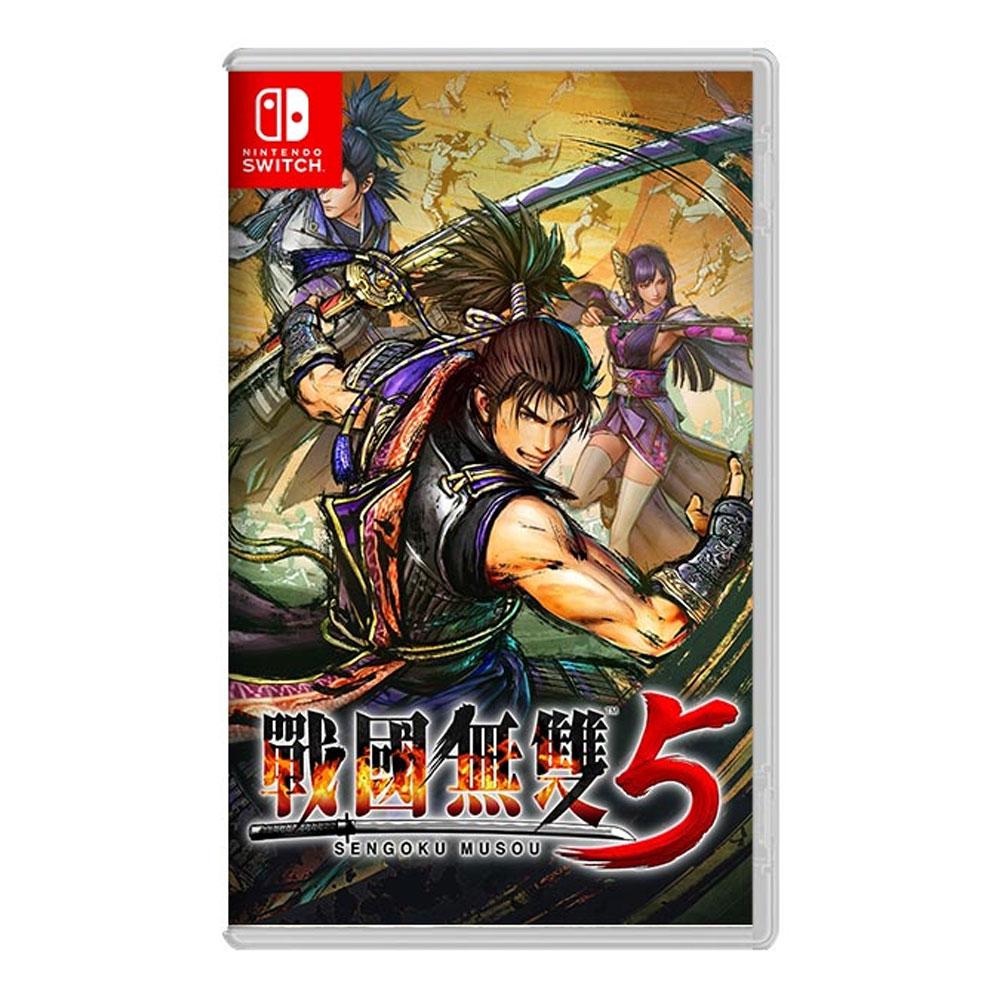 【NS 遊戲】任天堂 Switch 戰國無雙 5《中文版》
