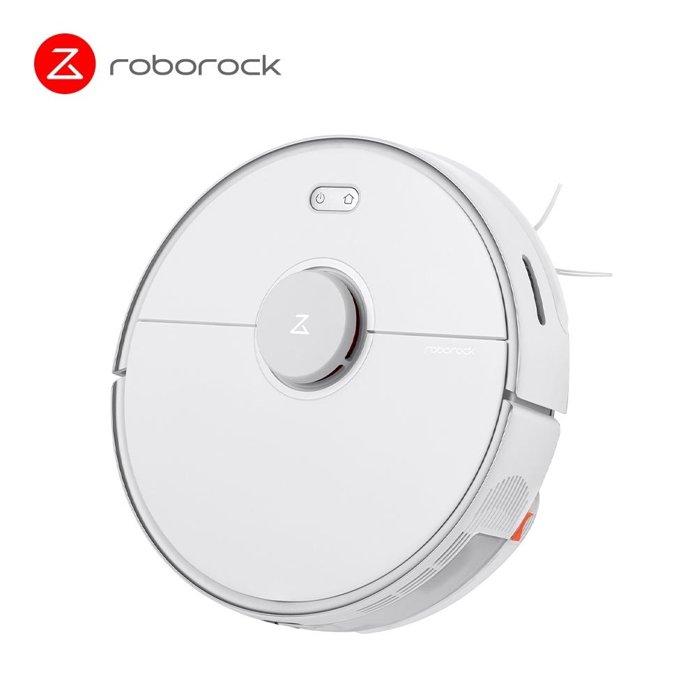 【Roborock 石頭科技】石頭掃地機器人 S5 Max 白色