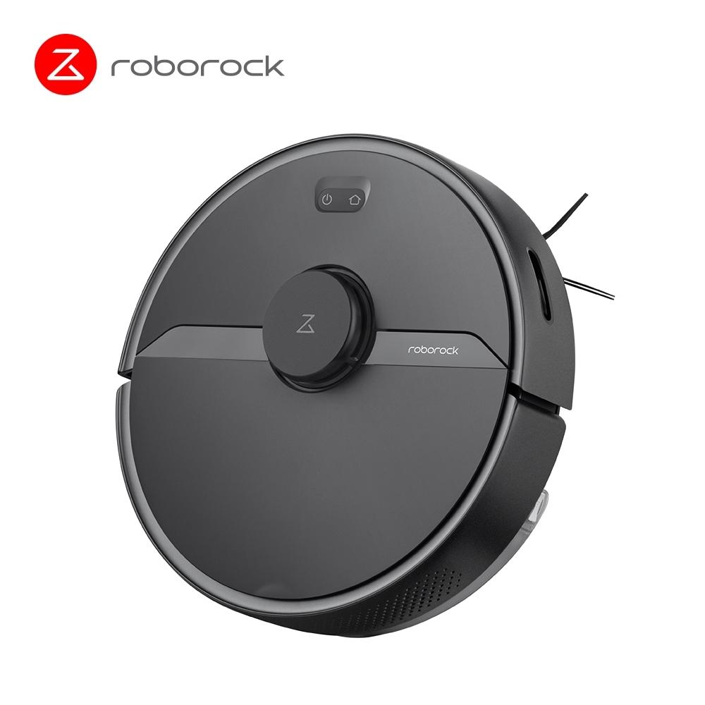 【Roborock 石頭科技】石頭掃地機器人 S6 Pure 黑色