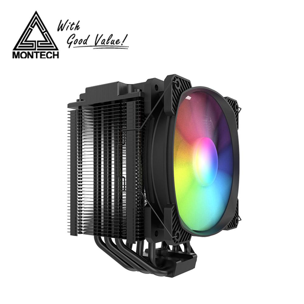 【MONTECH 君主】Air Cooler 210 CPU散熱器