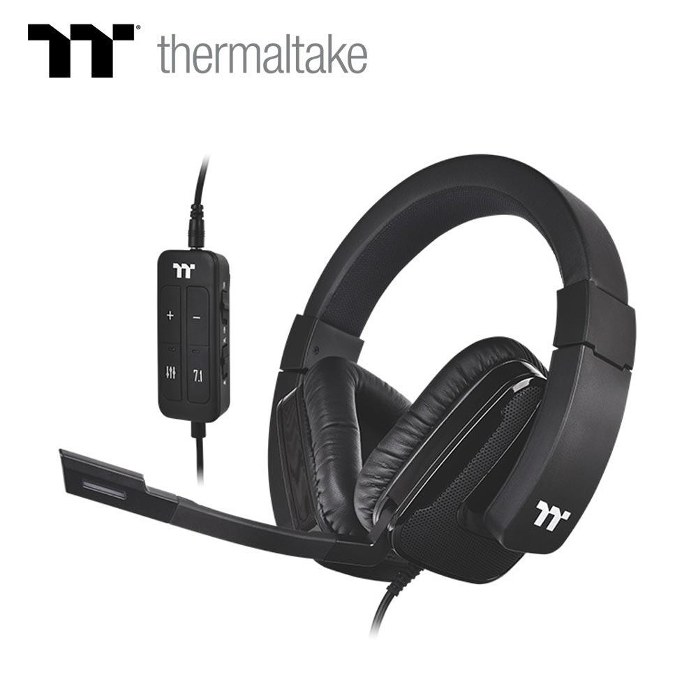 【Thermaltake 曜越】震撼者 Shock XT 7.1 電競耳機