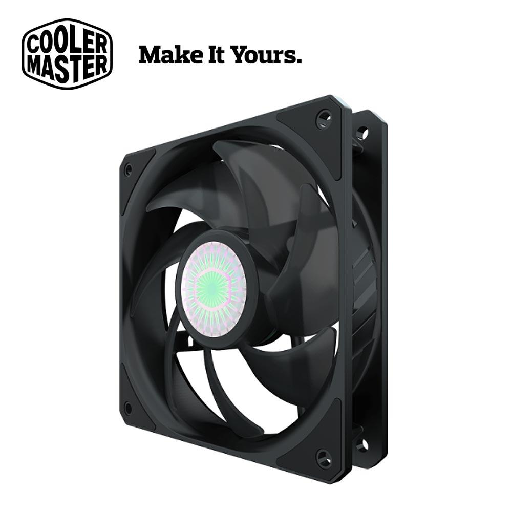 【Cooler Master 酷碼】SickleFlow 120 黑框風扇