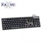 FOXXRAY 光鐳戰狐背光電競鍵盤 FXR-BKL-07
