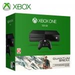Xbox One 單機版 500G 量子裂痕黑色同捆組