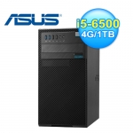 ASUS 華碩 AS-D620M i5-6500 商用電腦