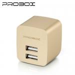 PROBOX 2.4A雙輸出高性能旅充 (HA5-10U2) 安崴科技