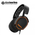 Steelseries 賽睿 Arctis 5 耳機麥克風(黑色)