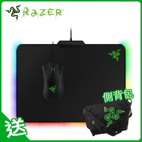 Razer Mamba HyperFlux 無線充電滑鼠墊組 曼巴超級版套裝組