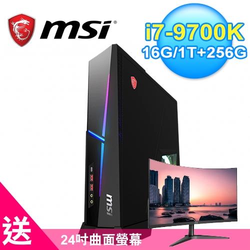 【MSI 微星】Trident X 9SD-032TW 迷你電競桌機