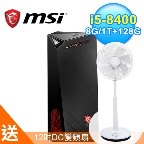 【MSI 微星】Infinite SE 8RC-482TW 電競桌機