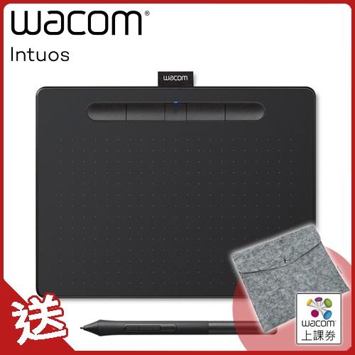 Intuos Comfort Plus Medium 繪圖板(藍芽版) - 黑