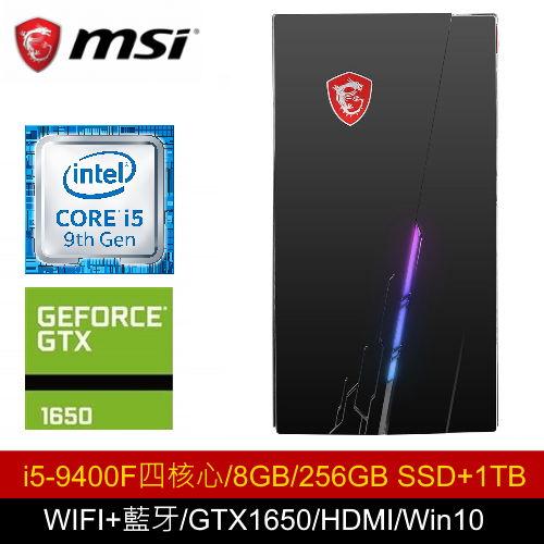 【MSI 微星】Infinite S 9SA-055TW 電競桌機