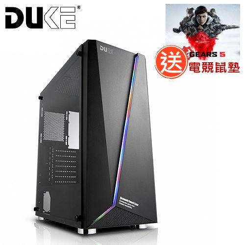 【Mavoly 松聖】DUKE D-07 LED電競水冷機殼