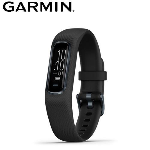 【GARMIN】VivoSmart 4 健康心率手環 曜岩黑(S-M)