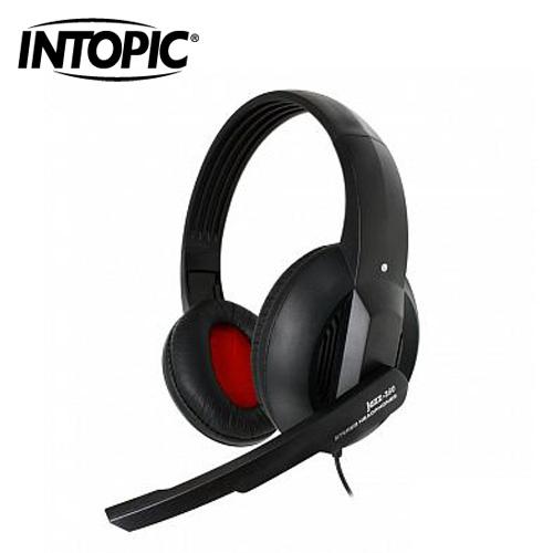 INTOPIC 广鼎 头戴式耳机麦克风 JAZZ-380