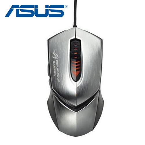 ASUS 华硕 鹰眼 GX1000 电竞鼠标 银