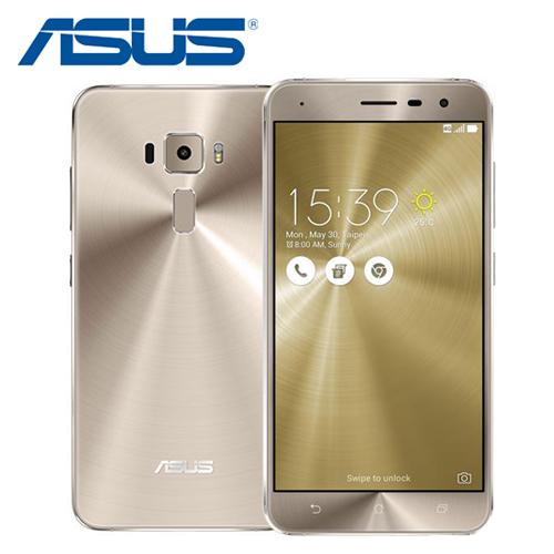 ASUS 华硕 Zenfone 3 ZE520KL 5.2吋 3G/32G 智慧手机 闪耀金