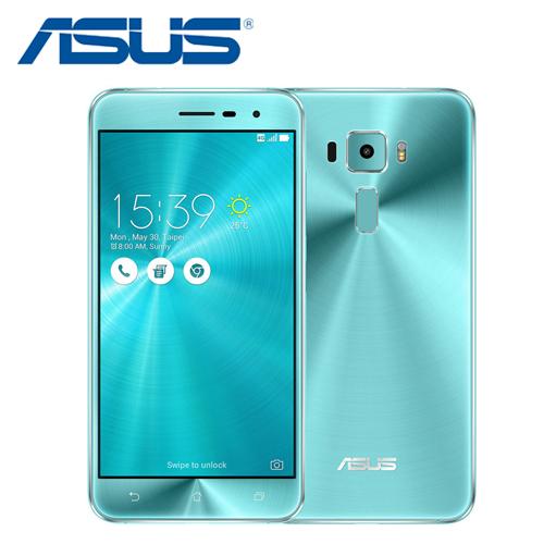 ASUS 华硕 Zenfone 3 ZE520KL 5.2吋 3G/32G 智慧手机 湖水蓝