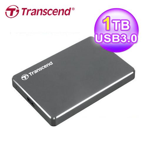 Transcend 创见 1TB StoreJet 25C3 外接式硬盘