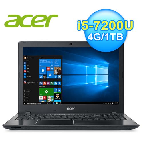 acer 宏碁 E5-575G-53FA  15.6吋七代笔电 黑