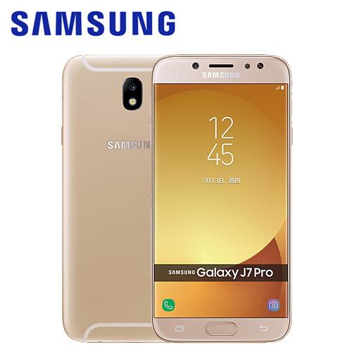 SAMSUNG Galaxy J7 Pro 32G 智慧型手机 (简配) 金趣味