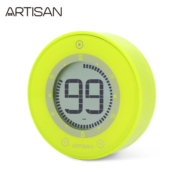 【ARTISAN 奧的思】 iZu計時器/綠 T01G
