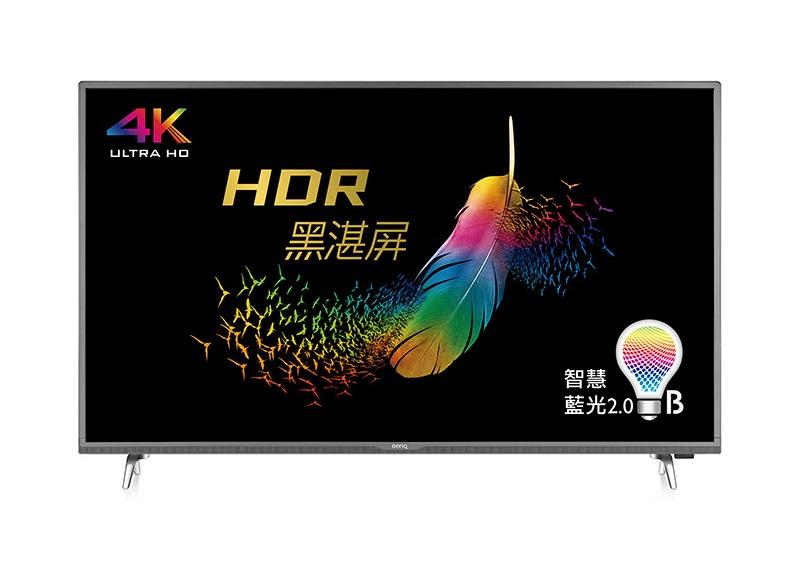 (含運無安裝)BenQ 55吋4K+HDR聯網電視E55-700