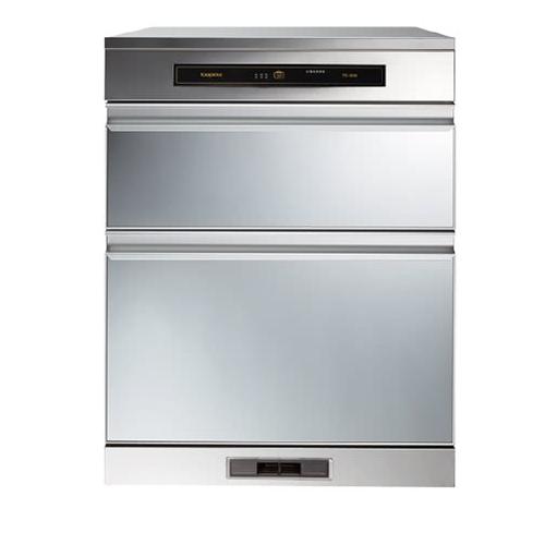 (全省安裝)莊頭北50公分臭氧殺菌落地式烘碗機鏡面玻璃TD-3650-50CM