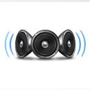 享受 3D 立體聲環繞音效