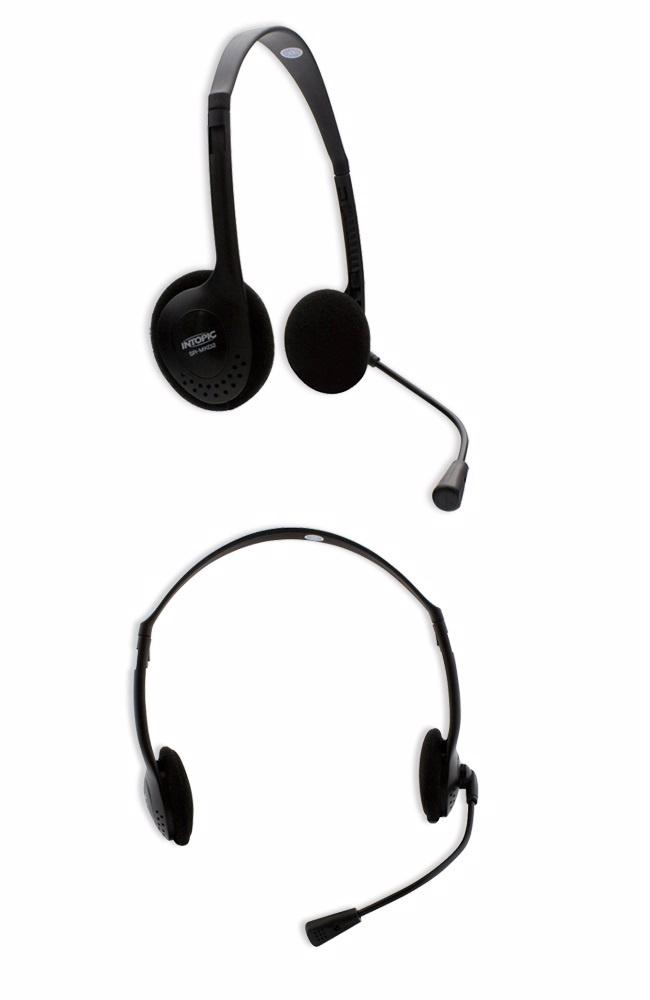 廣鼎 頭戴耳機麥克風 SR-MK02